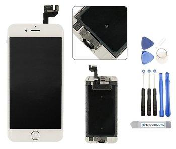Kant en klaar compleet voorgemonteerd LCD scherm voor iPhone 6S PLUS WIT AAA+ kwaliteit + Toolkit