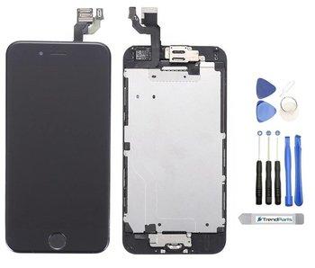 Kant en klaar compleet voorgemonteerd LCD scherm voor iPhone 6S PLUS ZWART AAA+ kwaliteit + Toolkit