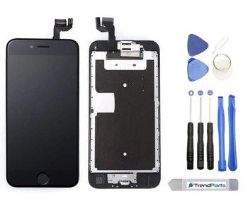 Voorgemonteerd compleet scherm voor Apple iPhone 6S Zwart/Black - AAA+ 4.7'' LCD + Tools + Tempered glass