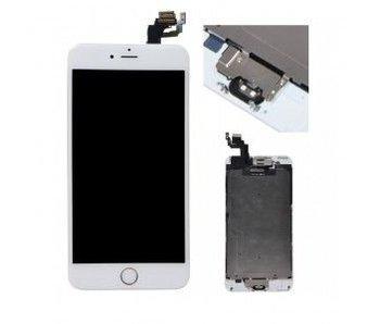 Voorgemonteerd compleet scherm voor Apple iPhone 6S LCD Wit/White originele kwaliteit voor reparatie