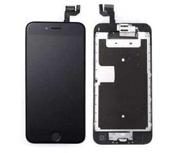 Voorgemonteerd compleet scherm voor Apple iPhone 6S LCD Zwart / Black originele kwaliteit voor reparatie