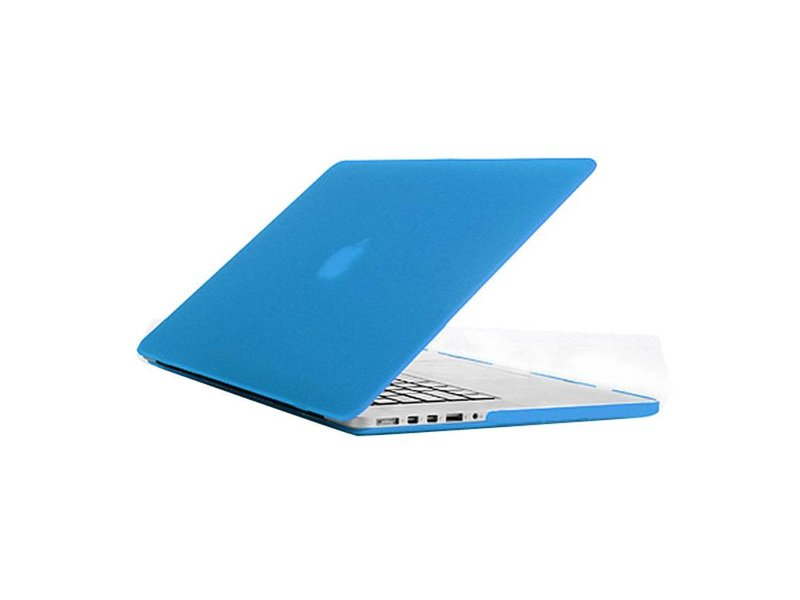 Macbook Pro Retina 13 inch Premium Bescherming Hard Case Cover Laptop Hoes hardshell Baby Blauw