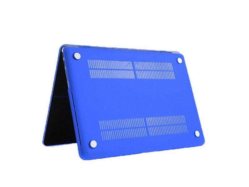 Macbook Pro Retina 13 inch Premium Bescherming Hard Case Cover Laptop Hoes hardshell Blauw/Blue