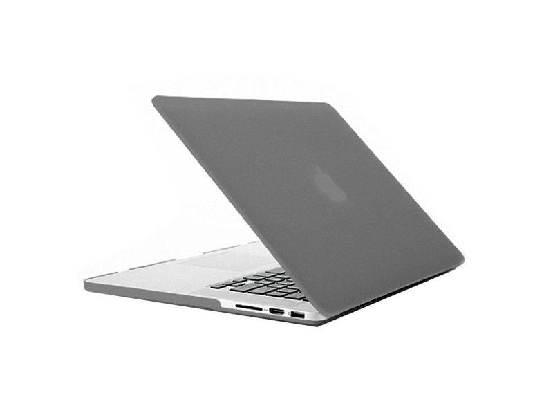 Macbook Pro Retina 13 inch Premium Bescherming Hard Case Cover Laptop Hoes hardshell Grijs/Grey
