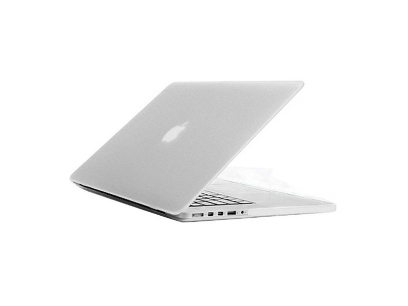 Macbook Pro Retina 13 inch Premium Bescherming Hard Case Cover Laptop Hoes hardshell Transparant/Doorzichtig