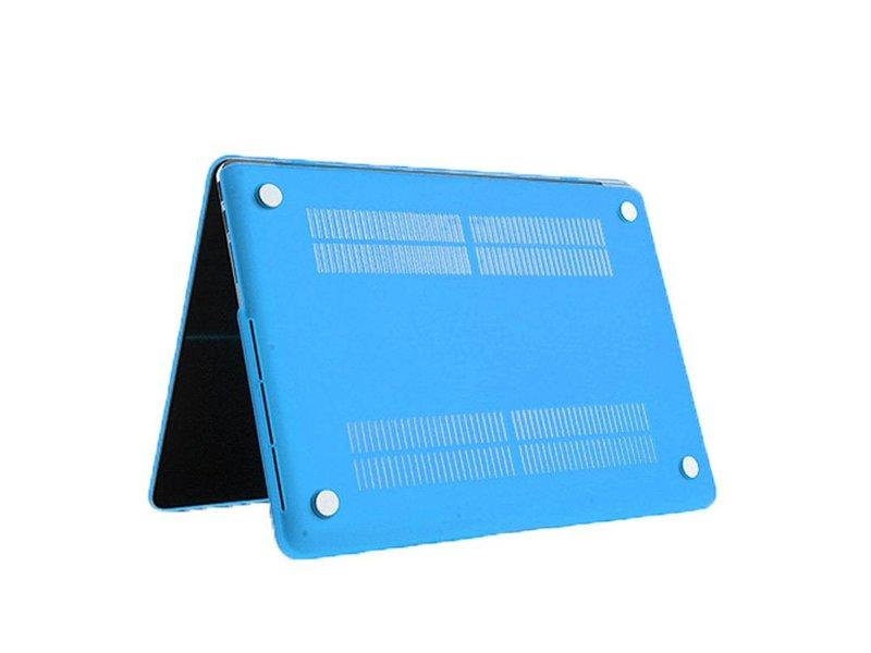 Macbook Pro Retina 15 inch Premium Bescherming Hard Case Cover Laptop Hoes hardshell Baby Blauw