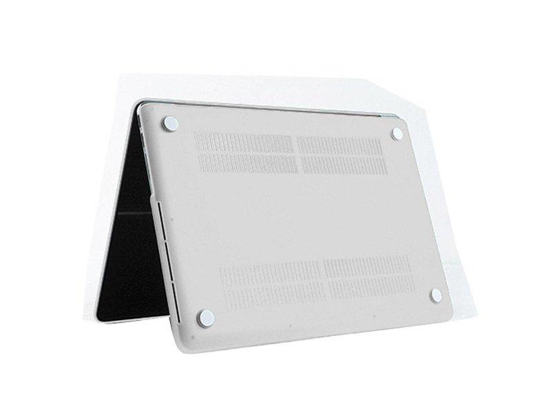 Macbook Pro Retina 15 inch Premium Bescherming Hard Case Cover Laptop Hoes hardshell Transparant/Doorzichtig