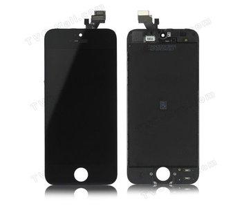 Compleet originele kwaliteit LCD scherm voor Apple iPhone 5C Zwart