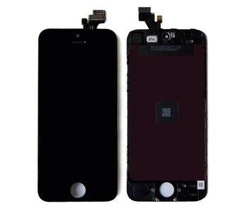 Compleet originele kwaliteit LCD scherm voor Apple iPhone 5S Zwart