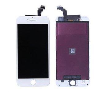 Compleet originele kwaliteit LCD scherm voor Apple iPhone 6 Wit