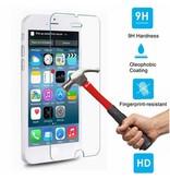 Screenprotector ECHT GEHARD GLAS voor Apple iPhone 6/6S (tempered glass/gehard glas)