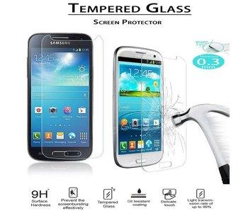 Screenprotector ECHT GEHARD GLAS voor Samsung Galaxy S4 MINI (tempered glass/gehard glas)