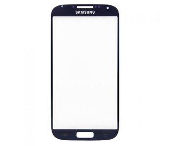 Scherm glas geschikt voor Samsung Galaxy S4 i9500 Zwart reparatie onderdeel