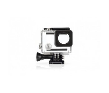 Waterdichte behuizing voor GoPro Hero 4 en 3+ transparant housing case waterproof