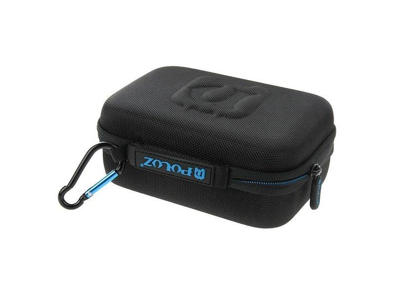 Waterdichte premium travel case SMALL voor GoPro Hero en andere actiecamera's (hoes,koffer)