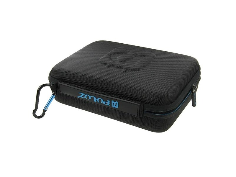 Waterdichte premium travel case MEDIUM voor GoPro Hero en andere actiecamera's (hoes,koffer)