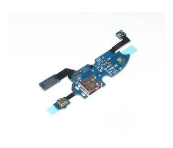 Charging Port Flex met microfoon voor Samsung Galaxy S4 Mini i9195 i9190 oplaadpoort micro usb opladen connector onderdeel