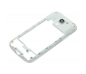 Midden Frame voor Samsung Galaxy S4 Mini i9190 i9195 middle frame behuizing reparatie onderdeel