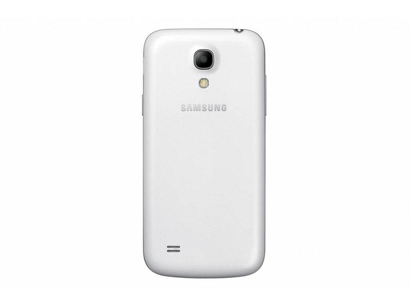 Back cover voor Samsung Galaxy S4 Mini i9190 i9195 achterkant wit batterij klepje
