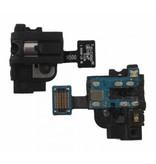 Headset Flex kabel Jack koptelefoon aansluiting connector voor Samsung Galaxy S4 i9500 i9505 i9515 reparatie onderdeel