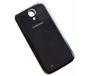 Back cover voor Samsung Galaxy S4 i9500 i9505 achterkant zwart batterij klepje