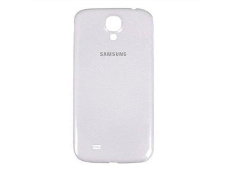 Back cover voor Samsung Galaxy S4 i9500 i9505 achterkant wit batterij klepje