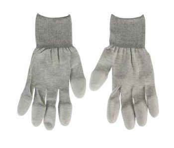 Antistatische handschoenen Grijs voor onder andere telefoon reparatie