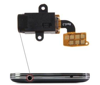 Headset Jack plug koptelefoon aansluiting connector voor Samsung Galaxy S5 i9600 reparatie onderdeel