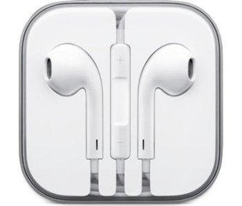 Headset voor iPhone met afstandsbediening en microfoon 5/5S/5C/5SE/6/6S Plus (oortjes koptelefoon)