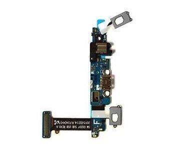 Charging Port touch voor Samsung Galaxy S6 G920F oplaadpoort met microfoon micro-USB dock connector reparatie onderdeel
