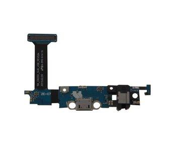 Charging Port touch voor Samsung Galaxy S6 Edge G925F oplaadpoort met microfoon micro-USB dock connector reparatie onderdeel