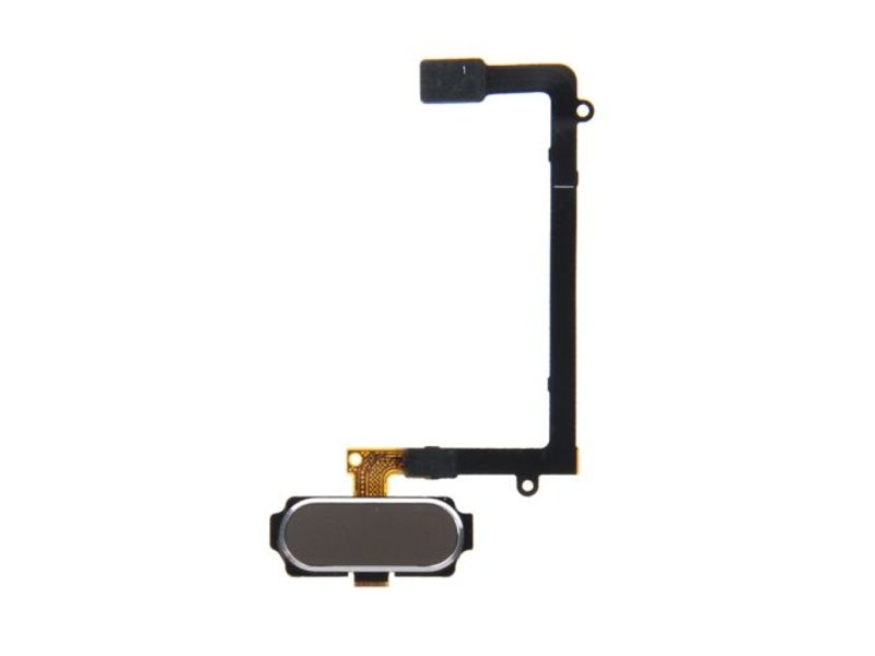 Home button Goud voor Samsung Galaxy S6 Edge G925F compleet reparatie onderdeel (thuis knop Gold)