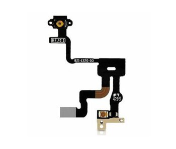 Power + proximity light sensor voor Apple iPhone 4S flex kabel reparatie onderdeel