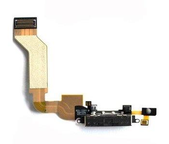 Charging Port Flex voor Apple iPhone 4S dock connector oplaadpoort + microfoon reparatie onderdeel