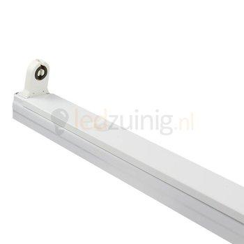 Led TL armatuur voor 1 x 120 cm led TL - IP20 voor binnen