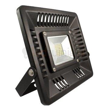 50 watt extra dunne led bouwlamp - 6500K - 4100 lumen
