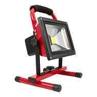 Accu bouwlamp