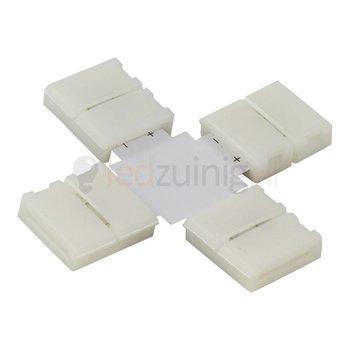 2 pins X-splitsing voor led strips met 1 kleur