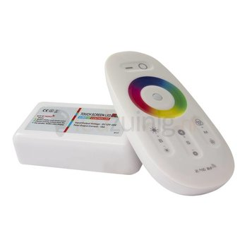Touch RF led strip controller voor RGB led strips