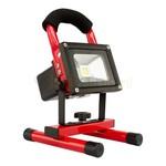 10 watt accu bouwlamp - 6500K - 700 lumen