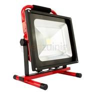 50 watt accu bouwlamp - 6500K - 3500 lumen
