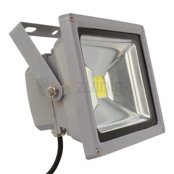 20 watt led bouwlamp - 6500K - 1650 lumen