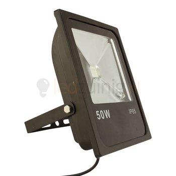 50 watt RGB bouwlamp met afstandsbediening