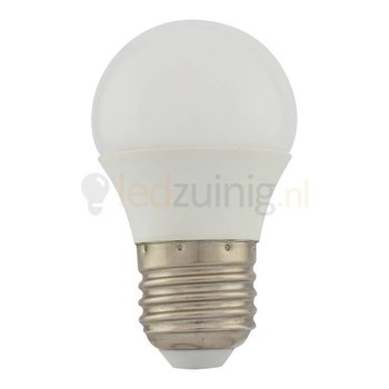5 watt E27 dimbare led lamp - 2800K - 425 lumen
