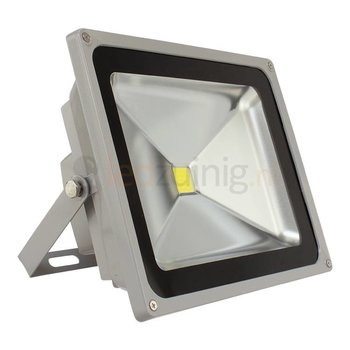 50 watt led bouwlamp - 6500K - 4100 lumen