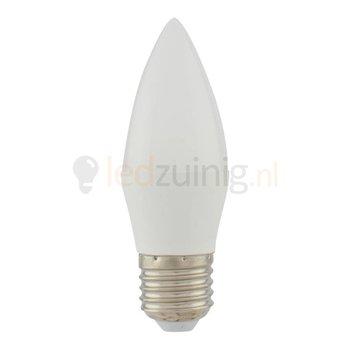 3 watt E27 led lamp - 2800K - 255 lumen - kaarsmodel