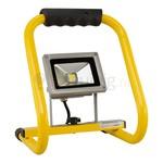 10 watt led werklamp op beugel - 850 lumen - Koel-wit