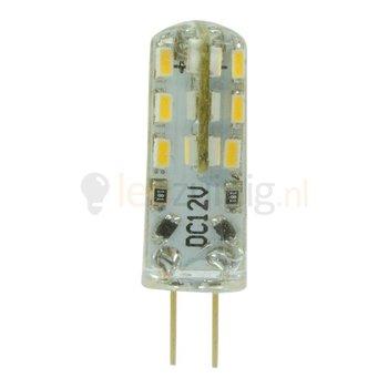 3 watt G4 led lamp - 2800K - 150 lumen - 12 volt