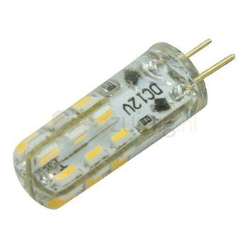 3 watt G4 led lamp - 6500K - 150 lumen - 12 volt