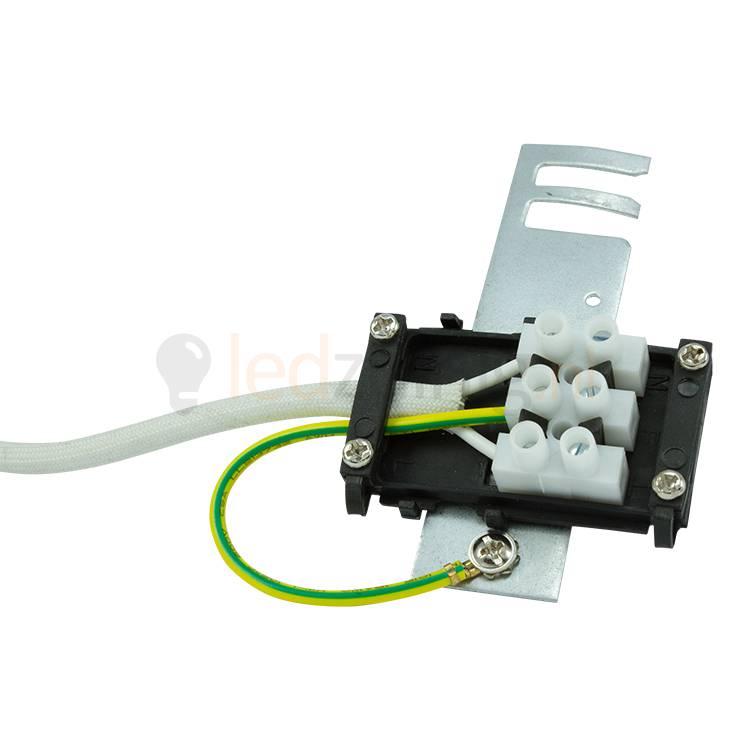 Super Losse GU10 fitting voor inbouw armaturen en GU10 spots - TIP ZM-66